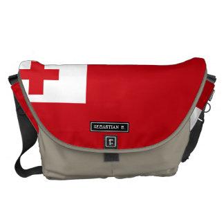 Tonga Flag Commuter Bag