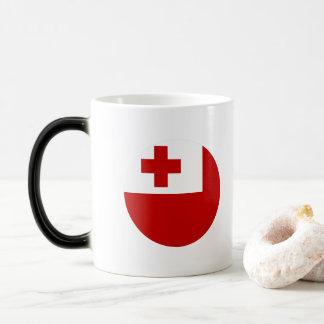 Tonga Flag Magic Mug