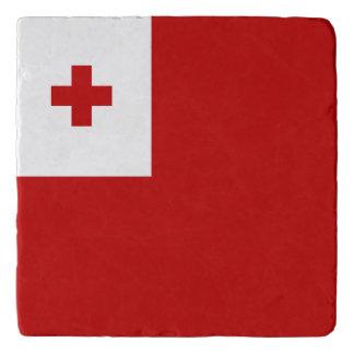 Tonga Flag Trivet