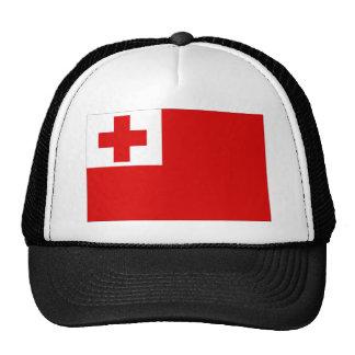 Tonga Flag Trucker Hat