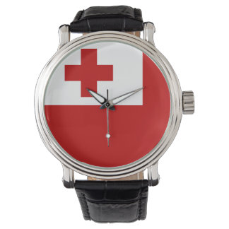 Tonga Flag Watch