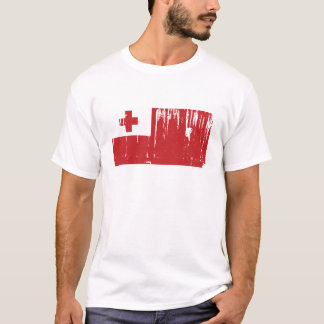 Tonga Flag World T-Shirt