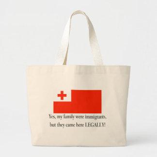 Tonga Jumbo Tote Bag