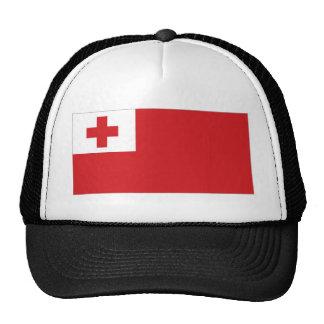 Tonga National Flag Trucker Hat