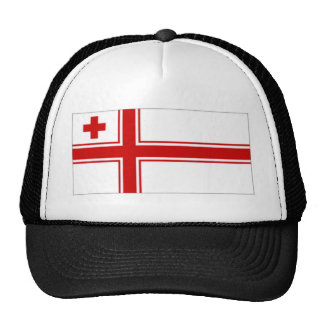 Tonga Naval Ensign Trucker Hat