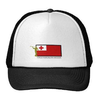 TONGA NUKUALOFA MISSION LDS CTR TRUCKER HAT