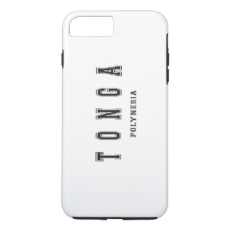 Tonga Polynesia iPhone 7 Plus Case