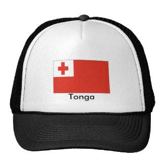 tonga trucker hat