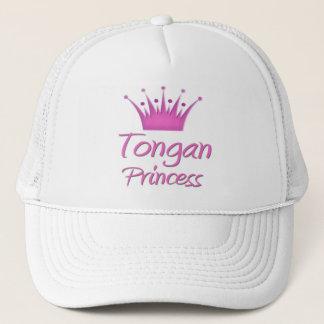 Tongan Princess Trucker Hat