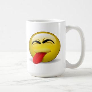 Tongue Out Coffee Mug