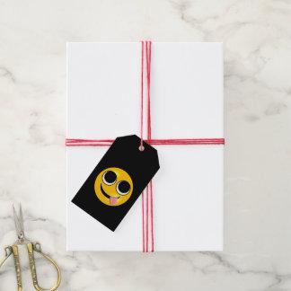 Tongue Out Emoji Gift Tags