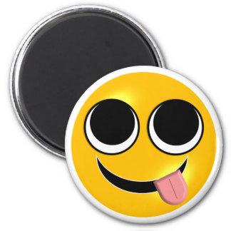 Tongue Out Emoji Magnet