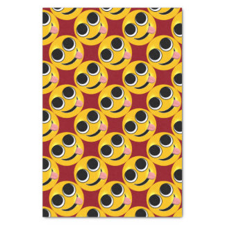Tongue Out Emoji Tissue Paper