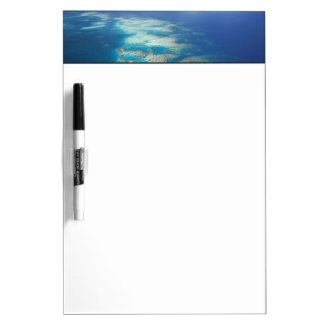 Tongue Reef, Great Barrier Reef Marine Park, Dry Erase Whiteboard