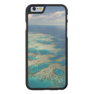 Tongue Reef, Great Barrier Reef Marine Park, Carved® Maple iPhone 6 Slim Case