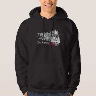 Toni Rowland Official Logo Hoodie