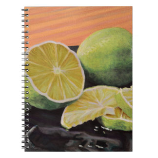 Tonic and Lime Notebook
