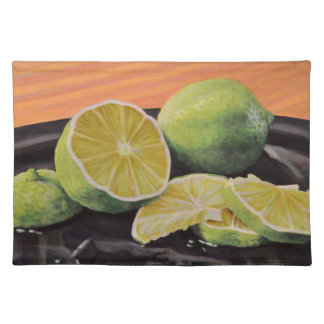Tonic and Lime Placemat