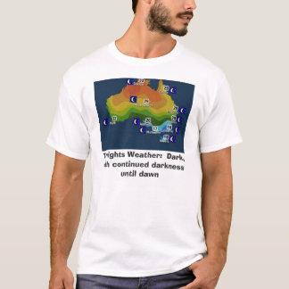 Tonights Weather T-Shirt