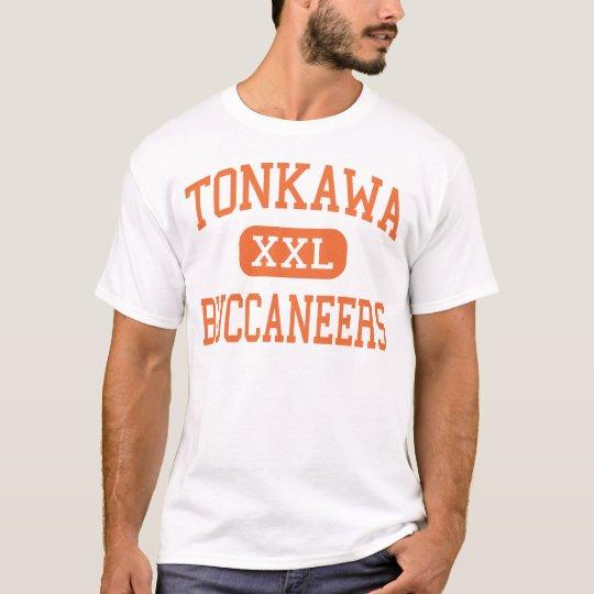 TONKAWA - BUCCANEERS - HIGH - Tonkawa Oklahoma T-Shirt