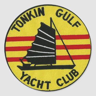 Tonkin Gulf Yacht Club Sticker