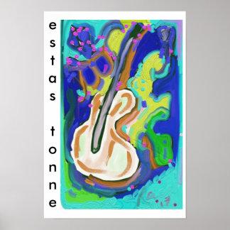 """""""Tonne"""" Value Poster Paper (Matte) by Raine C"""