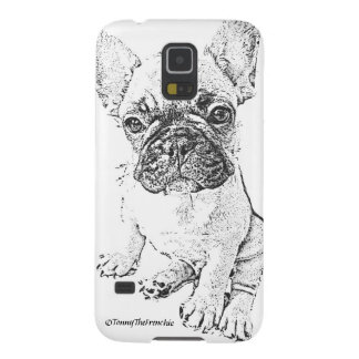 Tonny The Frenchie Phone Case! Galaxy S5 Cover
