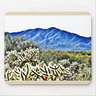 Tonto Jumping Cactus Mouse Pad