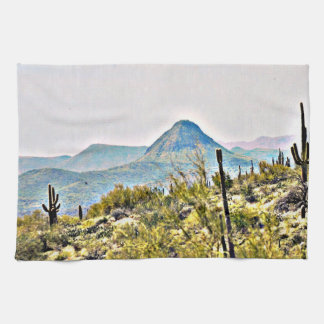 Tonto Mountain Kitchen Towel
