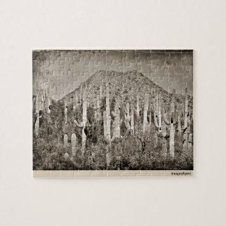 Tonto Mountains Puzzle