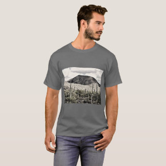 Tontos in Black/Gray Men's Tee Shirt