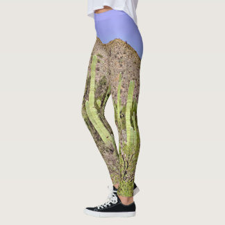 Tontos in Chromatic Women's Custom Leggings. Leggings