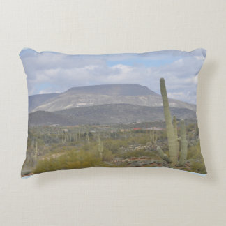 Tontos in Oil Accent Pillow