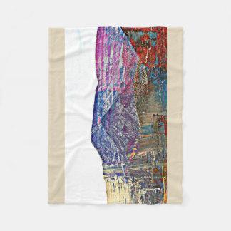 Tontos In Paint Small Fleece Blanket