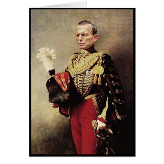 Tony Abbott Cards