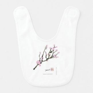 Tony Fernandes cherry blossom 8 Bib