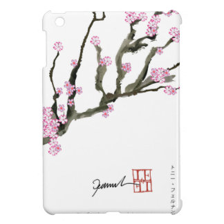 Tony Fernandes cherry blossom 8 Cover For The iPad Mini