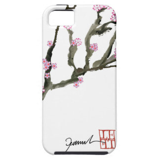 Tony Fernandes cherry blossom 8 iPhone 5 Cover