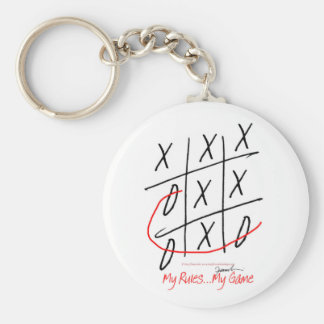 tony fernandes, it's my game (3) keychain