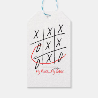 tony fernandes, it's my game (3) pack of gift tags