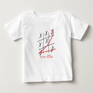 tony fernandes, it's my rule my game (10) baby T-Shirt