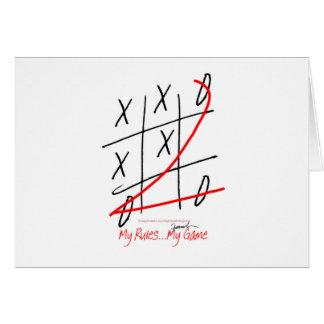 tony fernandes, it's my rule my game (10) card