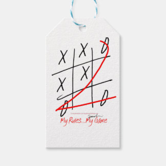 tony fernandes, it's my rule my game (10) pack of gift tags