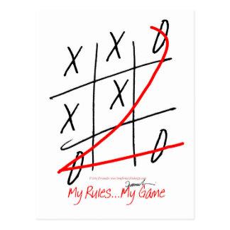 tony fernandes, it's my rule my game (10) postcard