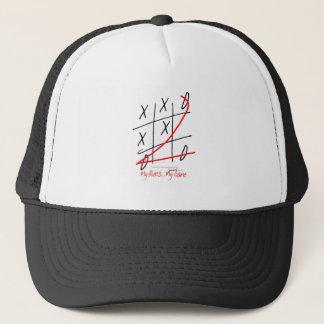 tony fernandes, it's my rule my game (10) trucker hat