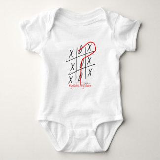 tony fernandes, it's my rule my game 6 baby bodysuit