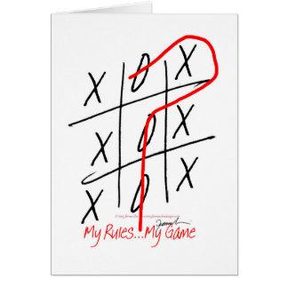 tony fernandes, it's my rule my game 6 card