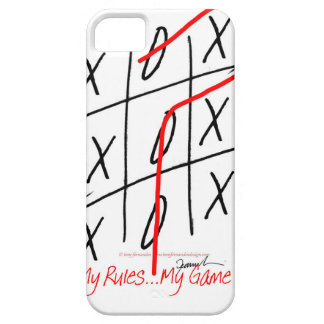tony fernandes, it's my rule my game 6 iPhone 5 cover