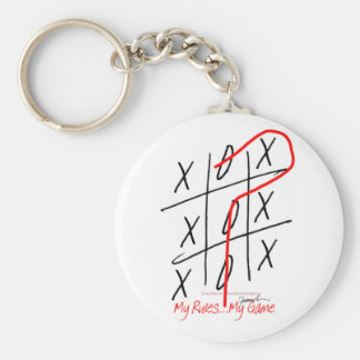 tony fernandes, it's my rule my game 6 keychain