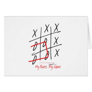 tony fernandes, it's my rule my game (7) card